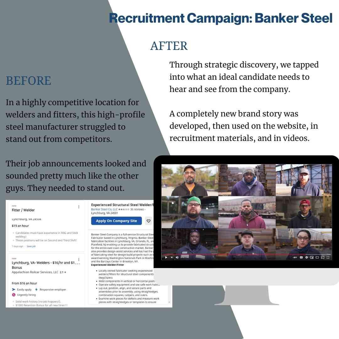 Recruitment Marketing: Manufacturing