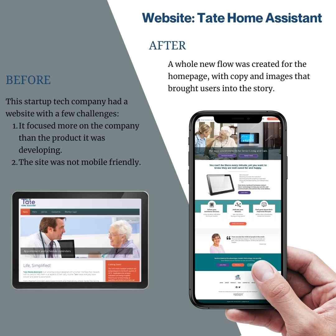 Website: Startup Technology
