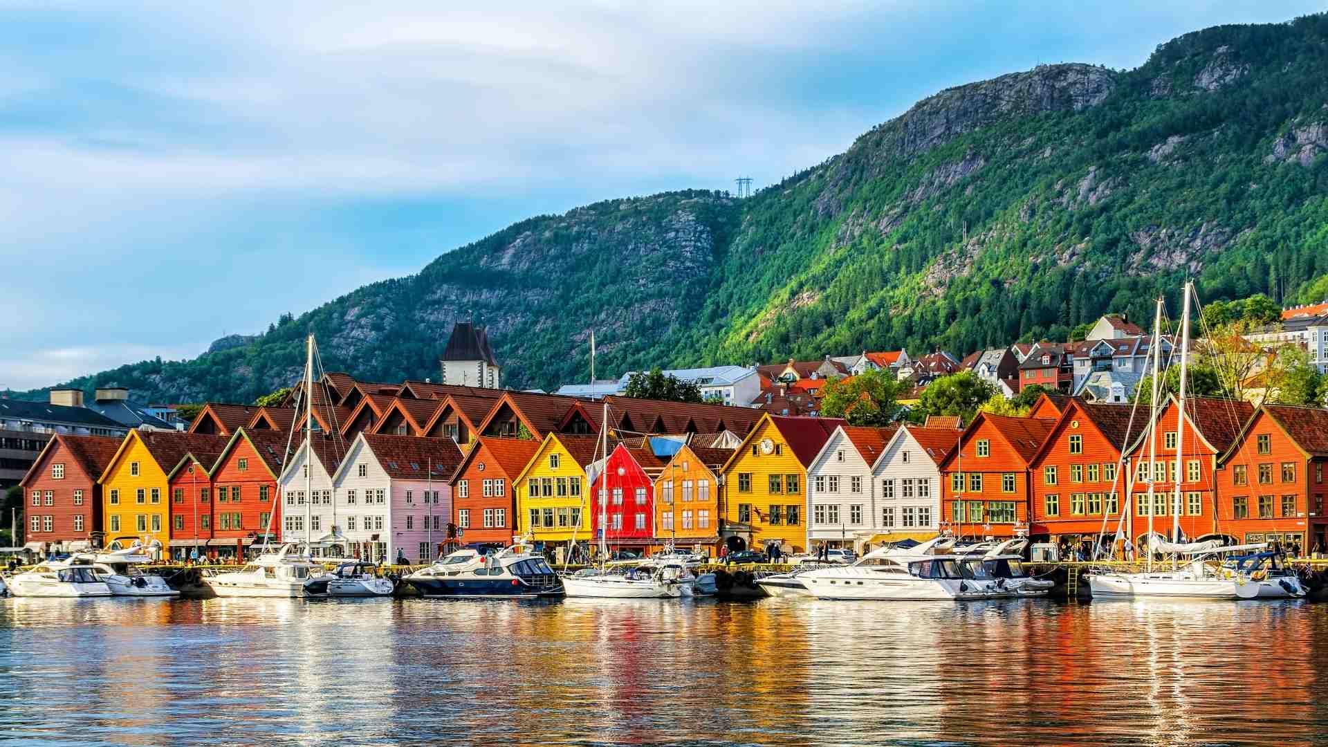 Norway eco-friendly travel destination